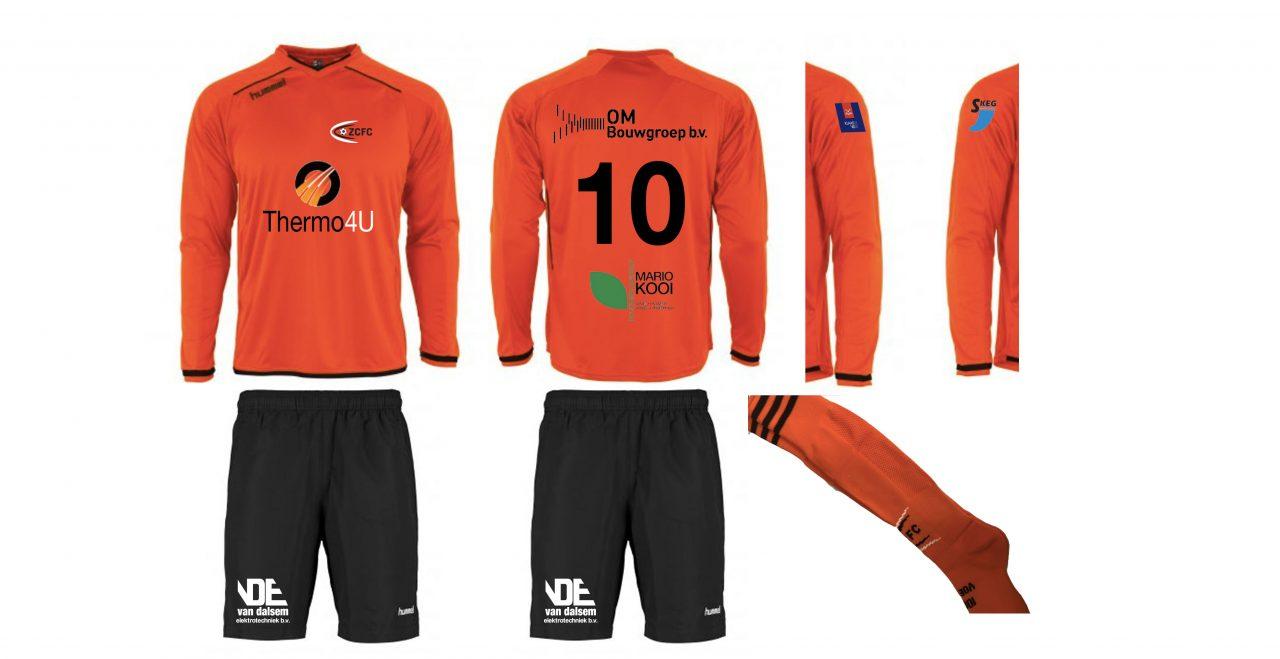 Thermo4U nieuwe sponsor ZCFC