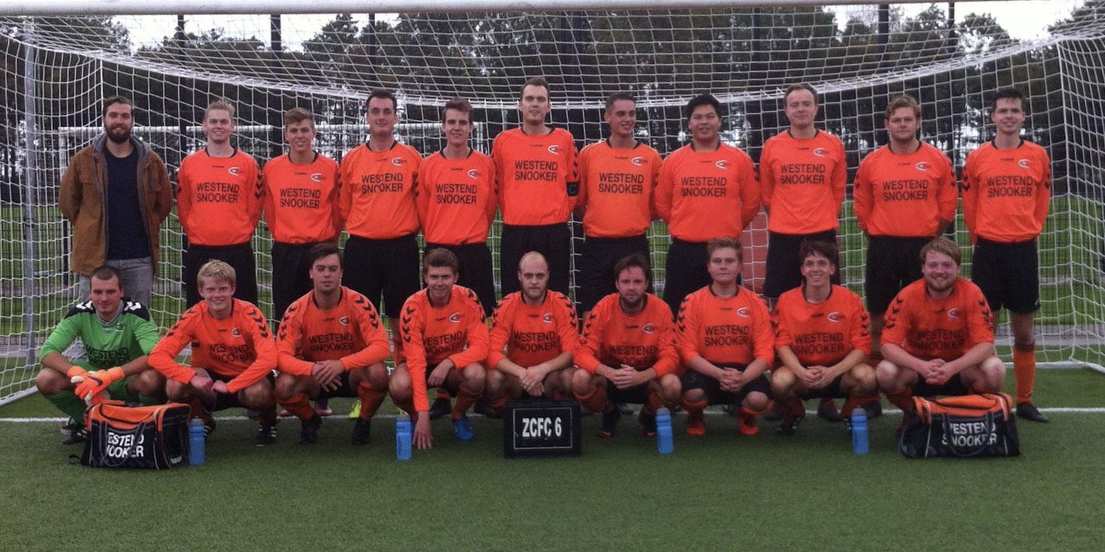 ZCFC 6 teamfoto