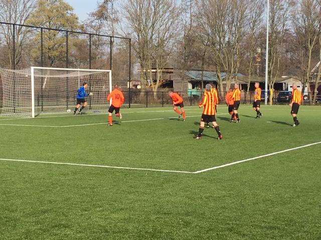 Veteranen ZCFC-Sporting Martinus