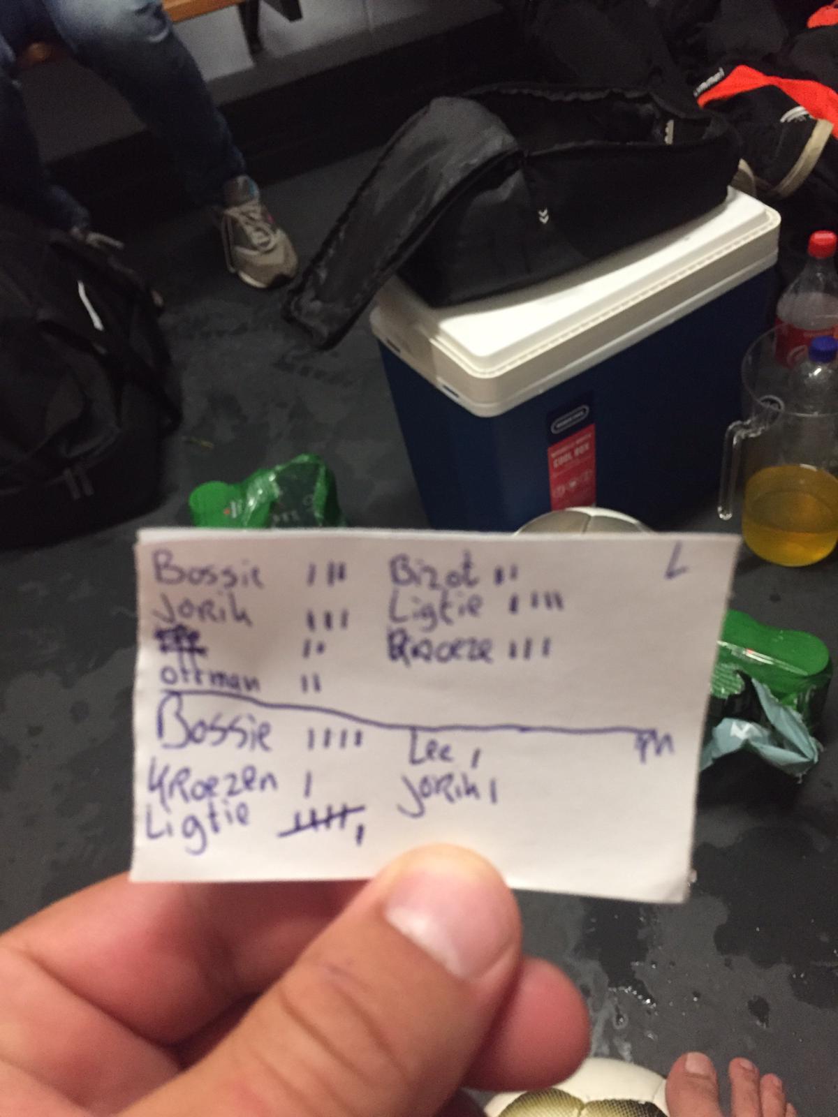 reiger Boys 6 vs ZCFC 5